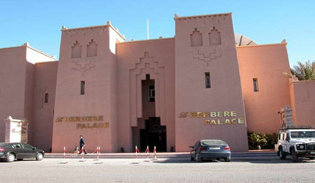 Le Berbere Palace Ouarzazate