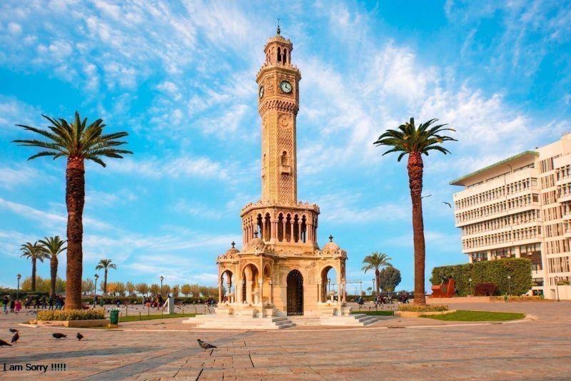 La Ciudad de Izmir