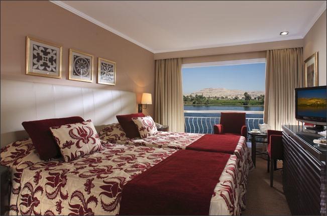 Nile Cruise Room