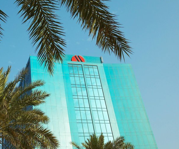 Doha Marriott  (Beach Hotel)