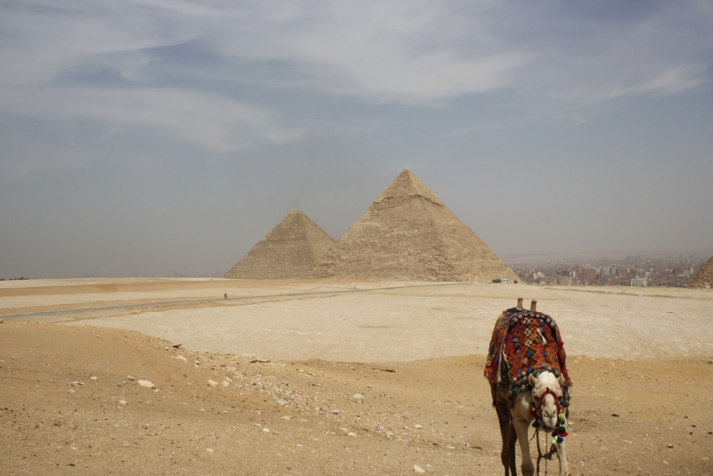 The Fabulous Giza Pyramids, Egypt