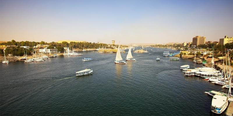 La Isla Elefantina-Aswan