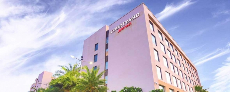Courtyard by Marriot Agra