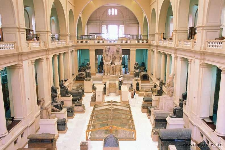 El Museo Egipcio, Egipto