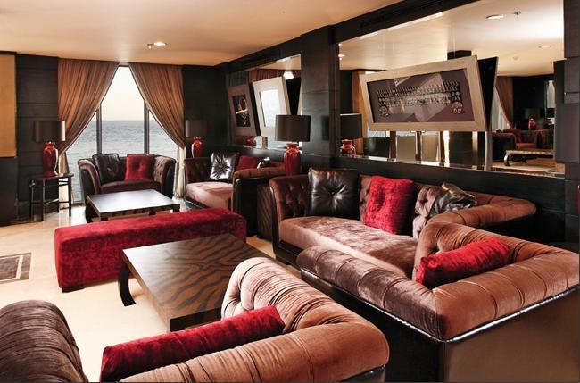 Steigenberger Omar El Khayam Lounge Bar