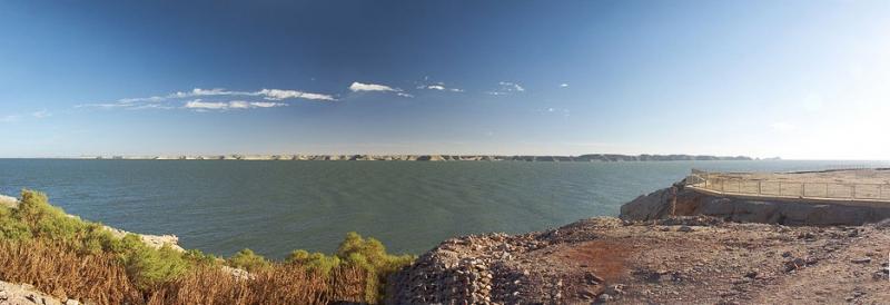 Lake Nasser View, Egypt