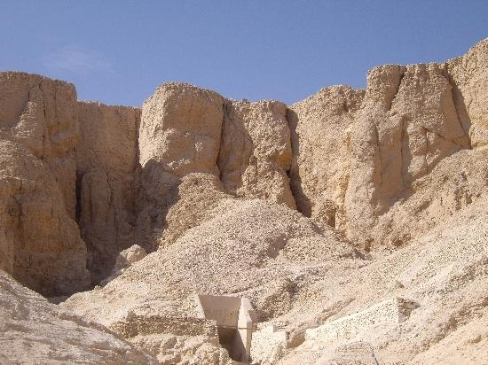 Valley of Kings and Queens in Luxor