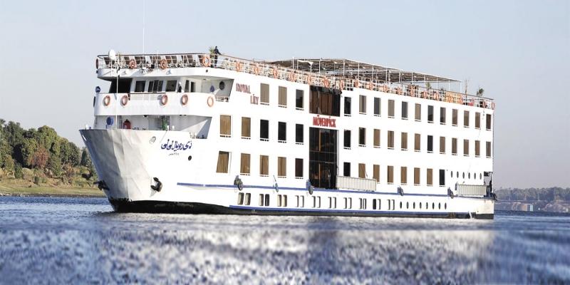 Crucero en El Nilo (Movenpick Royal Lily)