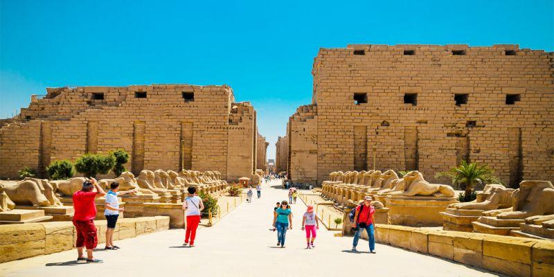 Karnak Tempel | Tempel von Karnak