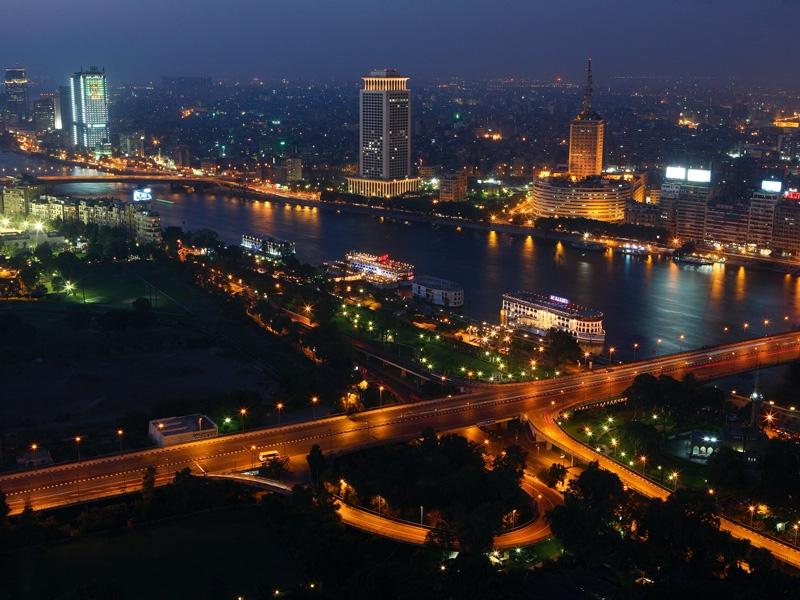Jantar no Cruzeiro no Nilo