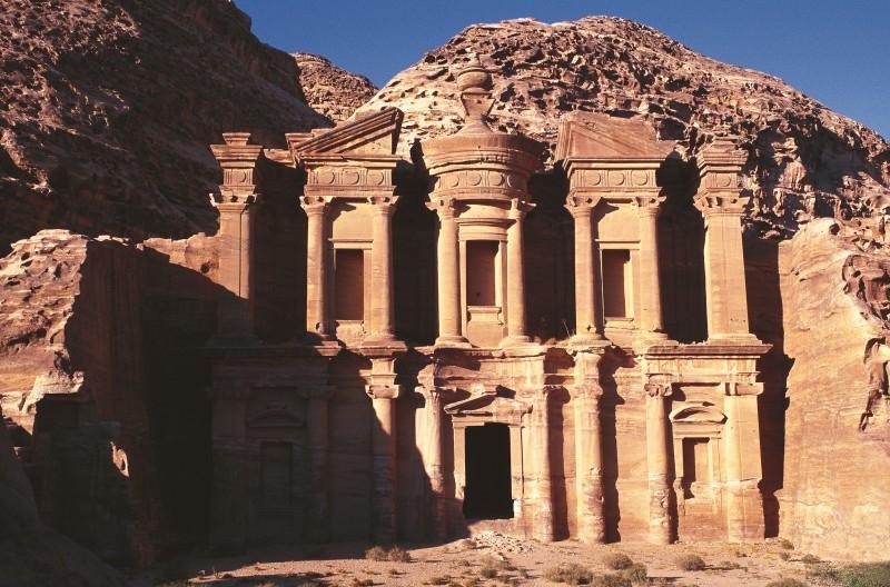 The Monastery (Also Known as Al Deir), Petra