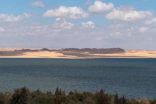 Lac Qaroun, el Fayoum