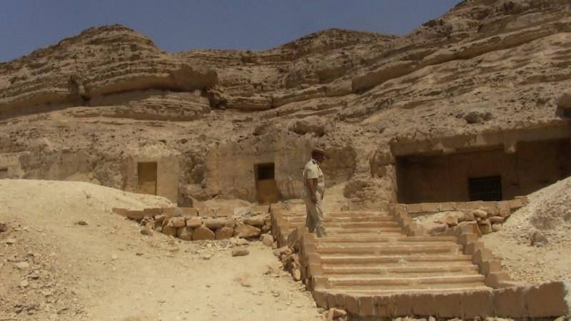 Beni Hassan Ancient Tombs, El Minya