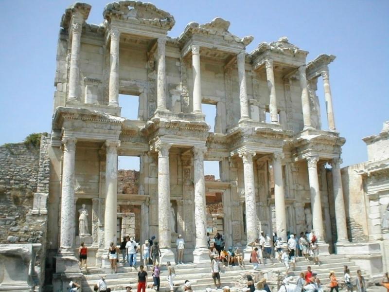 Biblioteca de Celso, Éfeso