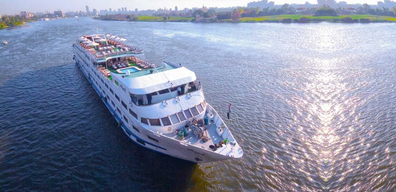 MS Salacia Nile cruise