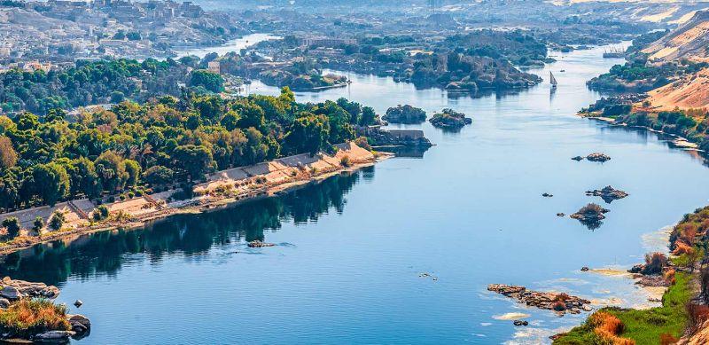 The Cairo Luxor Nile Cruise