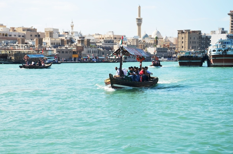 Traditional Dubai Half Day Tour