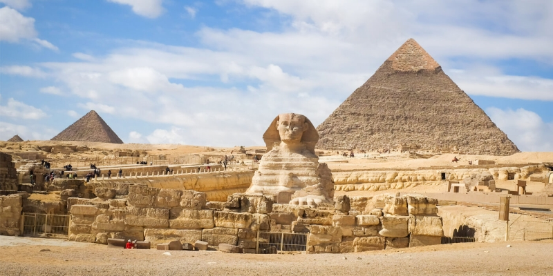 How were the Pyramids Built | Egypt Pyramids