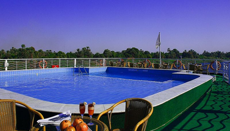 The Jaz Jubilee Nile Cruise