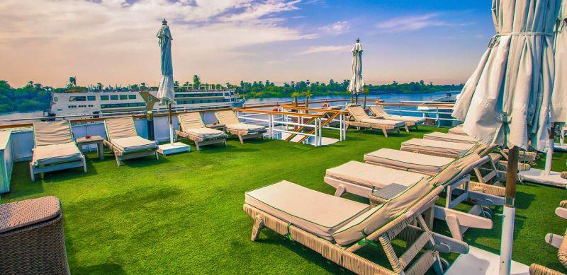 MS Salacia Nile cruise