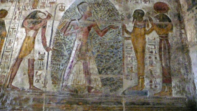 Thutmose III and the Gods