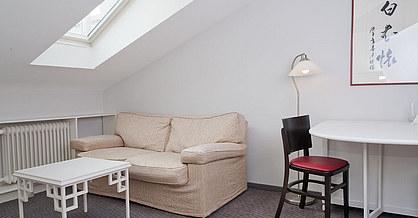 شقة استوديو غرفتين للإيجار فرانكفورت