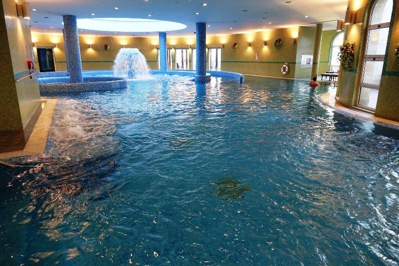 Dead Sea Hotel.