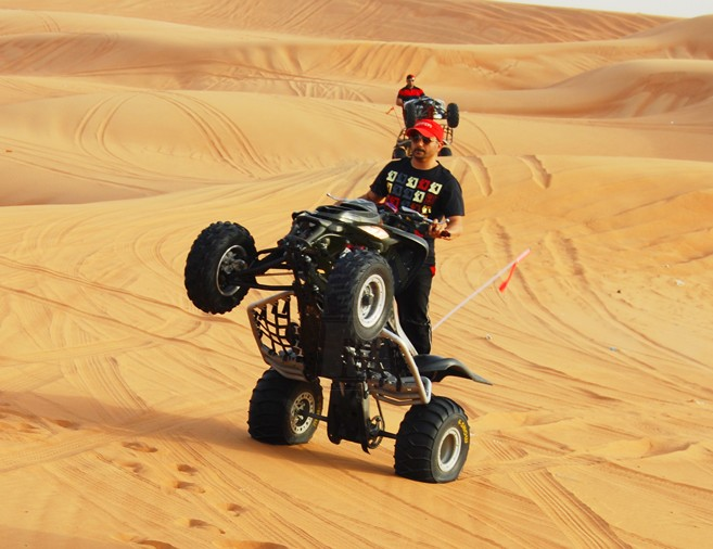 Desert Safari by ATV Quad Bike, Hurghada