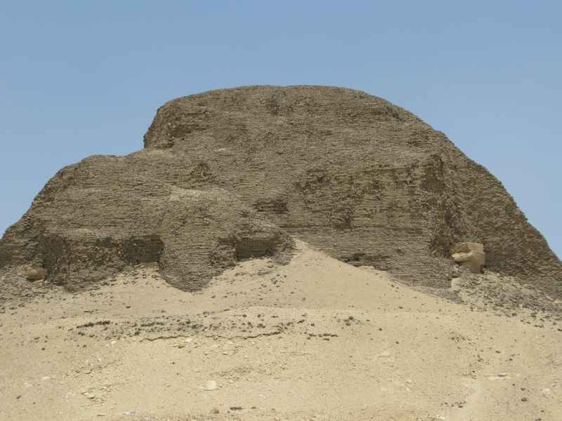 Pyramid of Sesostris III | Egypt Pyramids