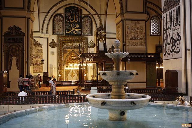 Grand Mosque Bursa, Turkey