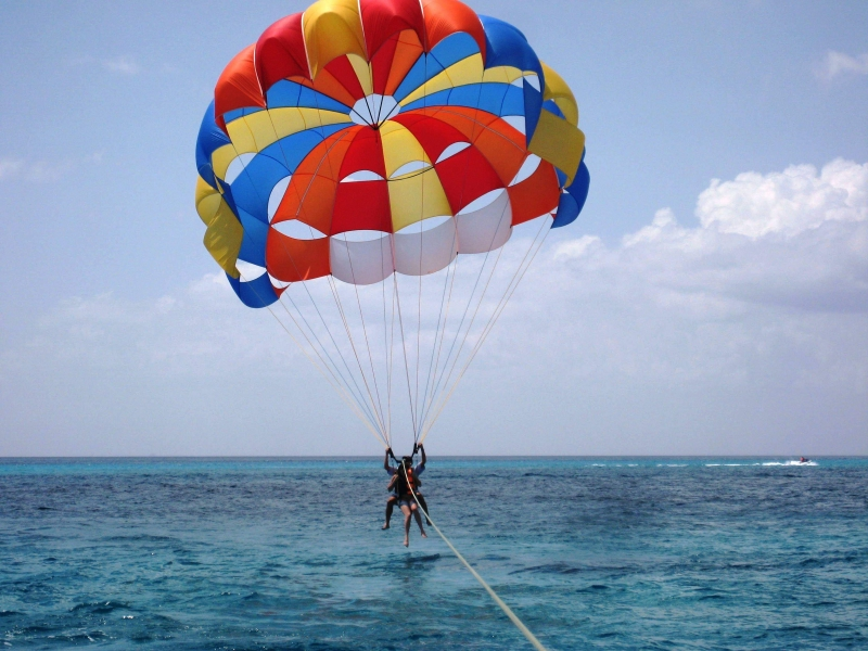 Parasailing Experience in Sharm