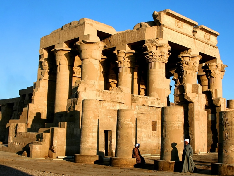 Kom Ombo Temple in Luxor, Egypt