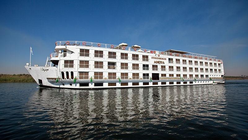 Nile Cruise Sailing Experience