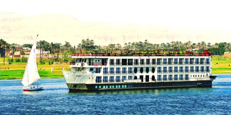 Wie läuft eine Nilkreuzfahrt ab?