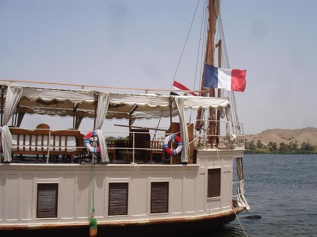 Croisière Dahabeya El Khedewi (Privée)