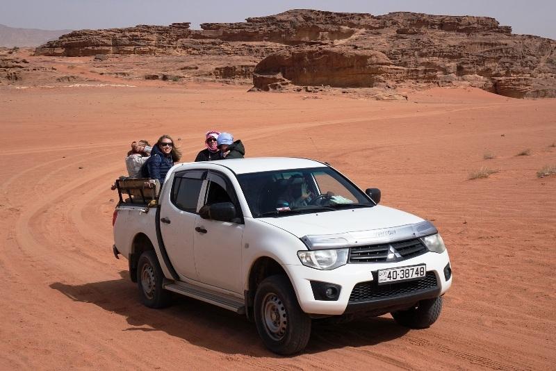 Wadi Rum Adventure.