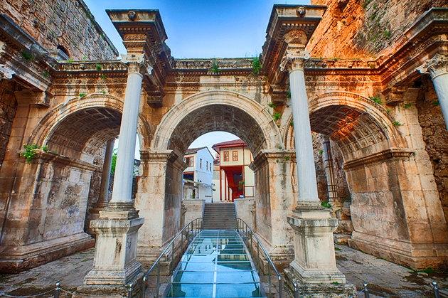 Express Tour of Antalya