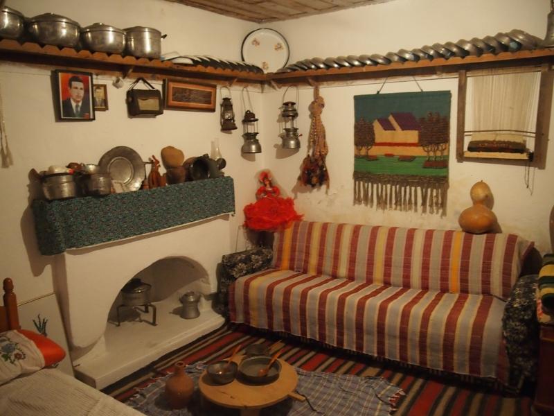 Turgut Village Houses from inside
