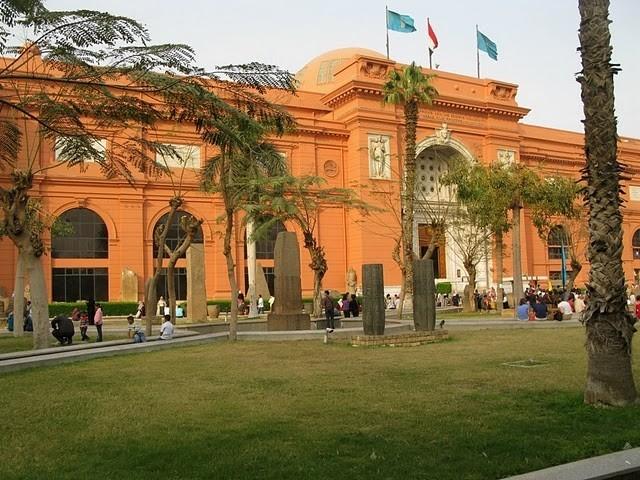 Musée Égyptien, Le Caire