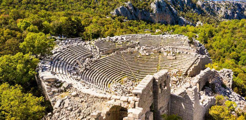 Antalya Termessos of Turkey | Turkey Travel Guide