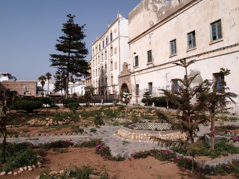 La ciudad de Essaouira.