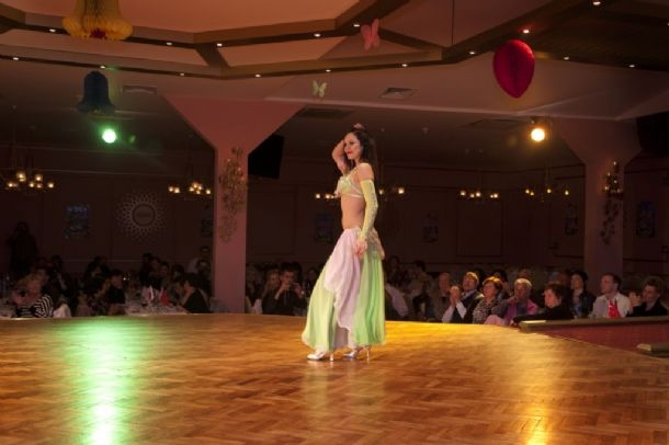 Belly Dance in Turkey