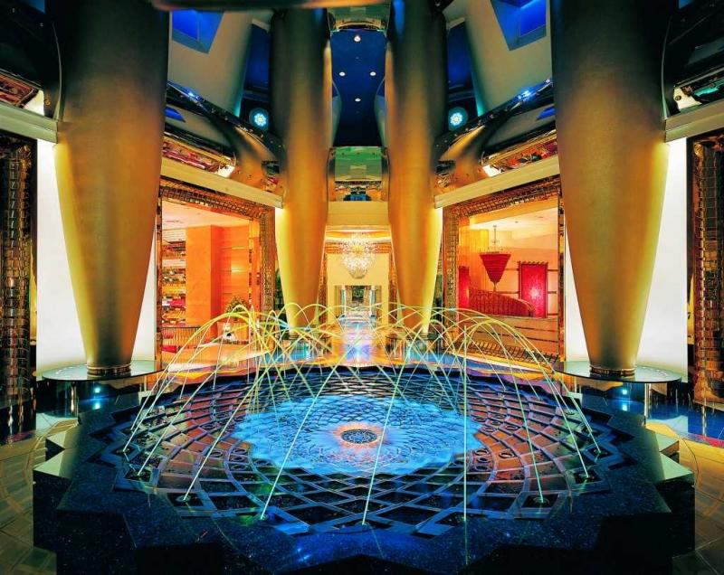 Il Lobby di Burj Al Arab