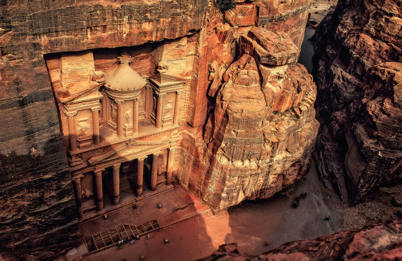 Red Rose Petra