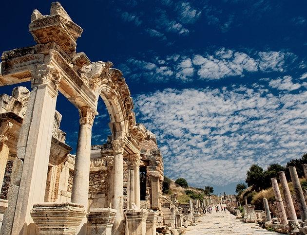 Conheça Éfeso