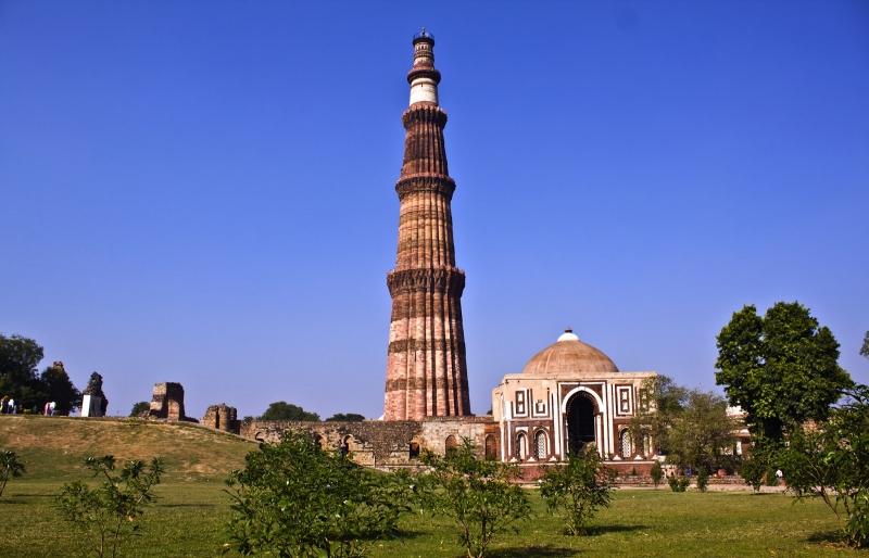 Nueva Delhi, Qutab Minar
