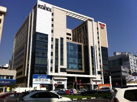 Ibis al rigga for Best accommodation in dubai