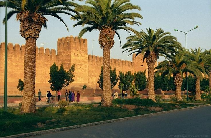 Marrakech Rampart, Morocco