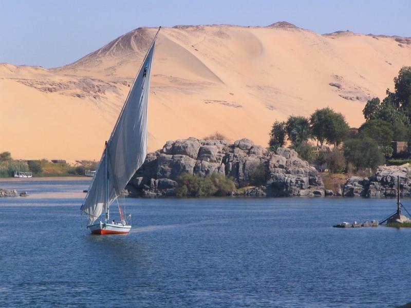 Weihnachtsreise durch Ägypten