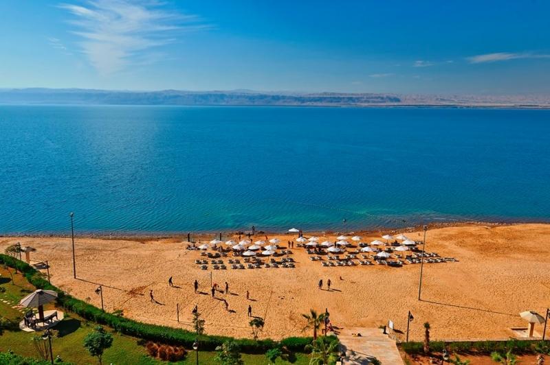 Dead Sea Beach Resort
